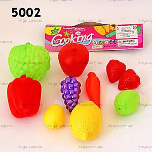 Игровой набор «Фрукты и овощи», 5002