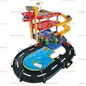 Игровой набор «Гараж» с машинками, 18-30025
