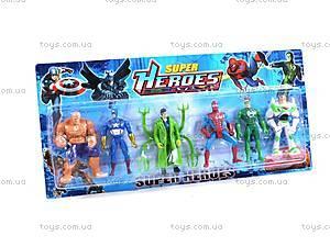 Игровой набор «Герои», KS121