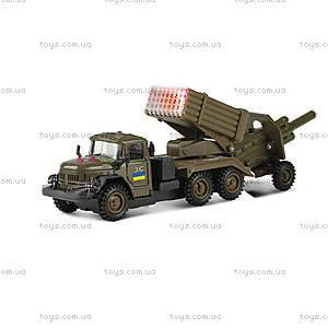 Игровой набор «Град» с пушкой, CT-10-001-M-CT1112