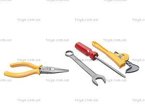 Игровой набор инструментов, 8968-1, фото