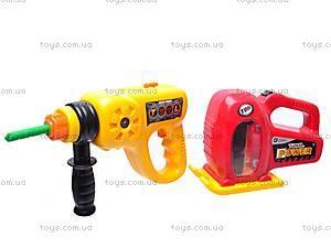 Игровой набор инструментов, для мальчиков, B163, купить