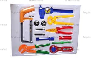 Игровой набор инструментов, для мальчиков, B163, фото