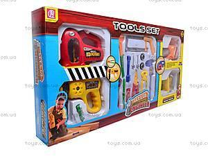 Игровой набор инструментов, для мальчиков, B163, игрушки
