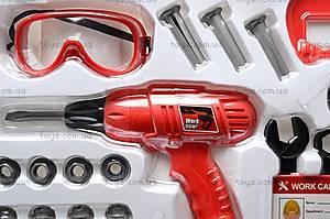 Игровой набор инструментов строителя, 661-312, фото