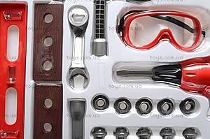 Игровой набор инструментов строителя, 661-312, отзывы