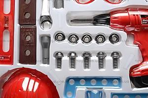 Игровой набор инструментов строителя, 661-312, игрушки