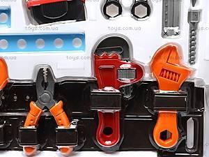 Игровой набор инструментов строителя, 661-312, детские игрушки