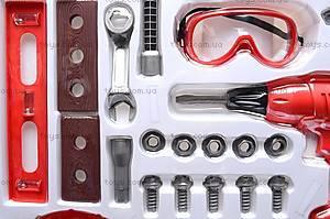 Игровой набор инструментов строителя, 661-312, магазин игрушек