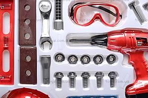 Игровой набор инструментов строителя, 661-312, toys.com.ua
