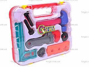 Игровой набор «Инструменты в чемодане», 5523