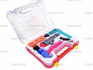 Игровой набор «Инструменты в чемодане», 5523, фото