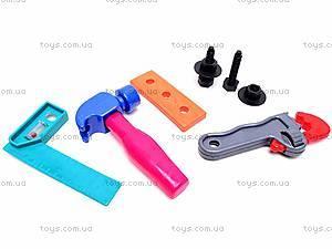Игровой набор «Инструменты в чемодане», 5523, отзывы
