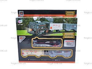 Игровой набор «Железная дорога», 0636, детские игрушки