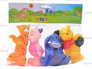Игровой набор «Животные», 4 штуки, T817-4, купить