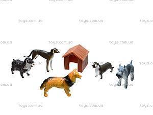 Игровой набор «Животные», в колбе, HOH23667A-F, магазин игрушек