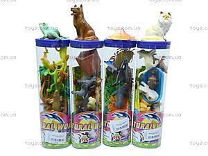 Игровой набор «Животные», в колбе, HOH23667A-F