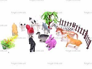 Игровой набор животных, 89696C-3