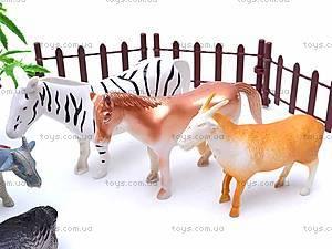 Игровой набор животных, 89696C-3, toys.com.ua