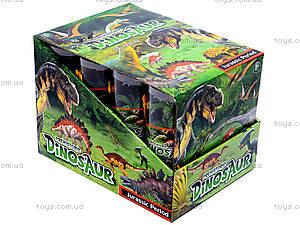 Игровой набор животных «Динозавры», 900-11A, купить