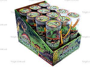Игровой набор животных «Динозавры», 900-11A, фото