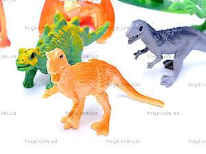 Игровой набор животных «Динозавры», 900-11A, игрушки