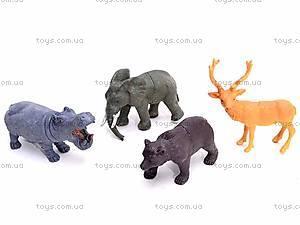 Игровой набор животных «Джунгли», Y141
