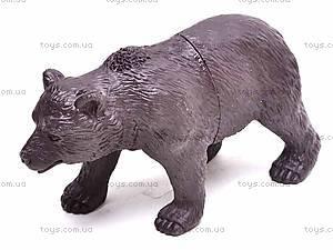 Игровой набор животных «Джунгли», Y141, игрушки