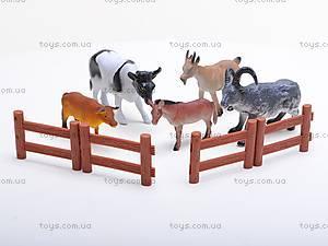 Игровой набор животных Ферма», 640