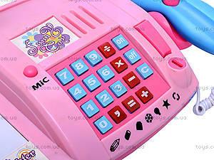 Игровой набор «Кассовый аппарат», 039A, детские игрушки