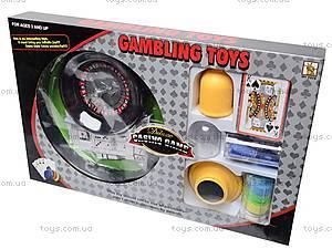 Игровой набор «Казино», 77780-1