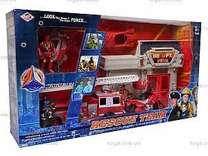 Игровой набор «Команда спасения», 911-113H, цена