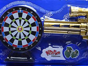 Игровой набор с мишенью «Лазерный тир», EL80185R, фото