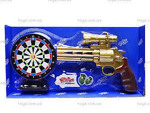 Игровой набор с мишенью «Лазерный тир», EL80185R, игрушки