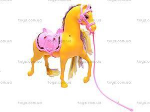 Игровой набор «Лошадка и куколка», 88002, купить