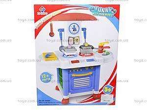 Игровой набор «Маленькая Кухня», ZB-6006D, цена