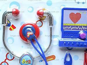 Игровой набор «Маленький доктор», 1091, отзывы