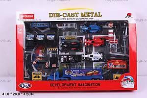 Игровой набор «Машинки», MS6633