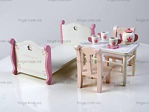 Игровой набор «Мебель», 2069-6