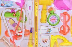 Игровой набор «Медицина», в чемодане, 840-1, купить