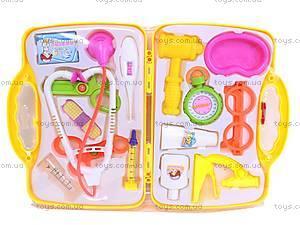 Игровой набор «Медицина», в чемодане, 840-1