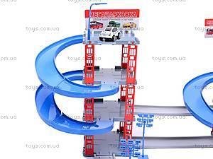 Игровой набор «Мегапарковка», EK80015R, цена