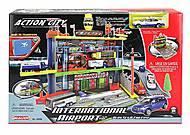 Игровой набор «Международный аэропорт», 28556, игрушки