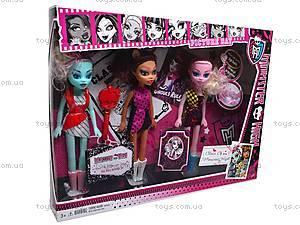 Игровой набор «Monster High», KQ003-C, магазин игрушек