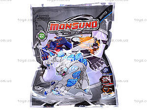 Игровой набор Monsuno, 12 героев, ZS825, отзывы