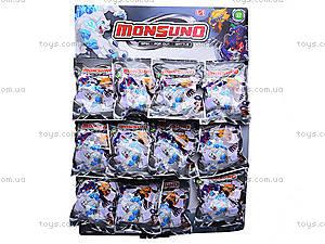 Игровой набор Monsuno, 12 героев, ZS825, цена
