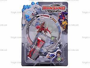 Игровой набор Monsuno с капсулой, ZS821B, купить