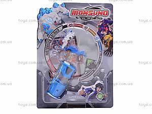Игровой набор Monsuno с капсулой, ZS821B