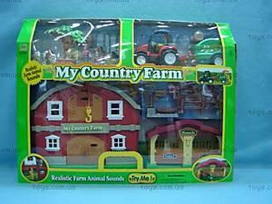 Игровой набор «Моя ферма», 16494