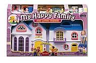 Игровой набор «Моя семья», K20132, toys